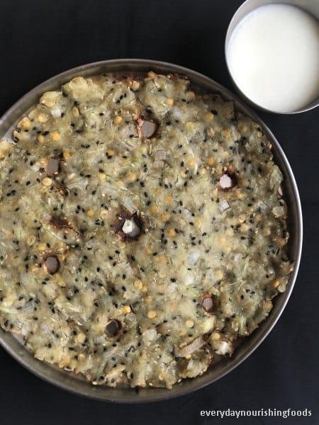 Sarvapindi - akki roti - recipe