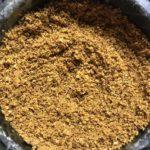 Homemade sambar powder recipe