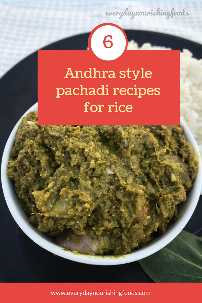 Pachadi recipes for rice – Indian chutney recipes