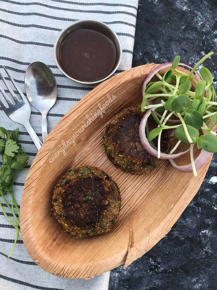 Mushroom patties – Mushroom cutlet recipe