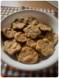 Amaranth crackers recipe