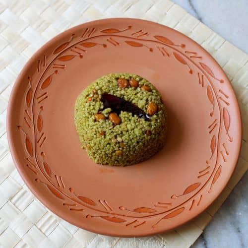 Millet gongura rice featured image