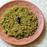 Millet gongura rice recipe image